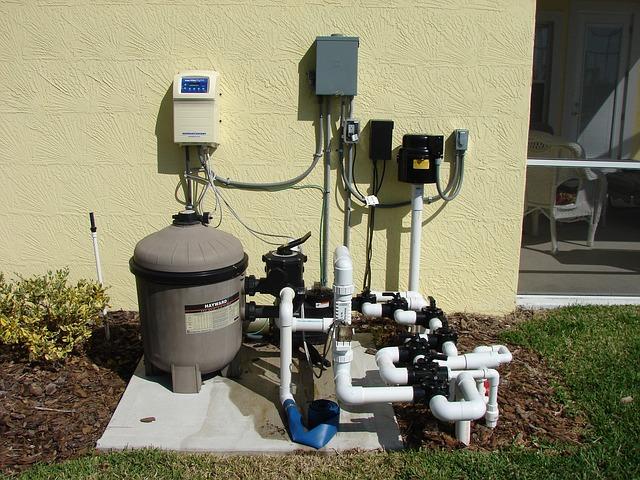 Profitez d'une eau de qualité grâce aux systèmes d'assainissement