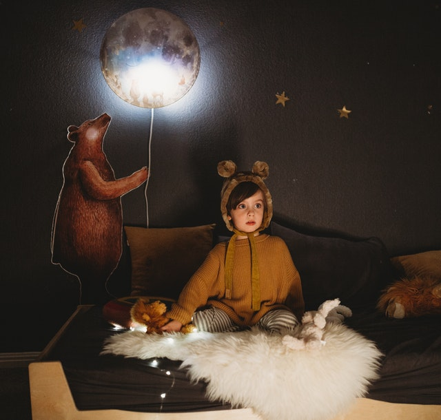 déco chambre enfant avec animaux