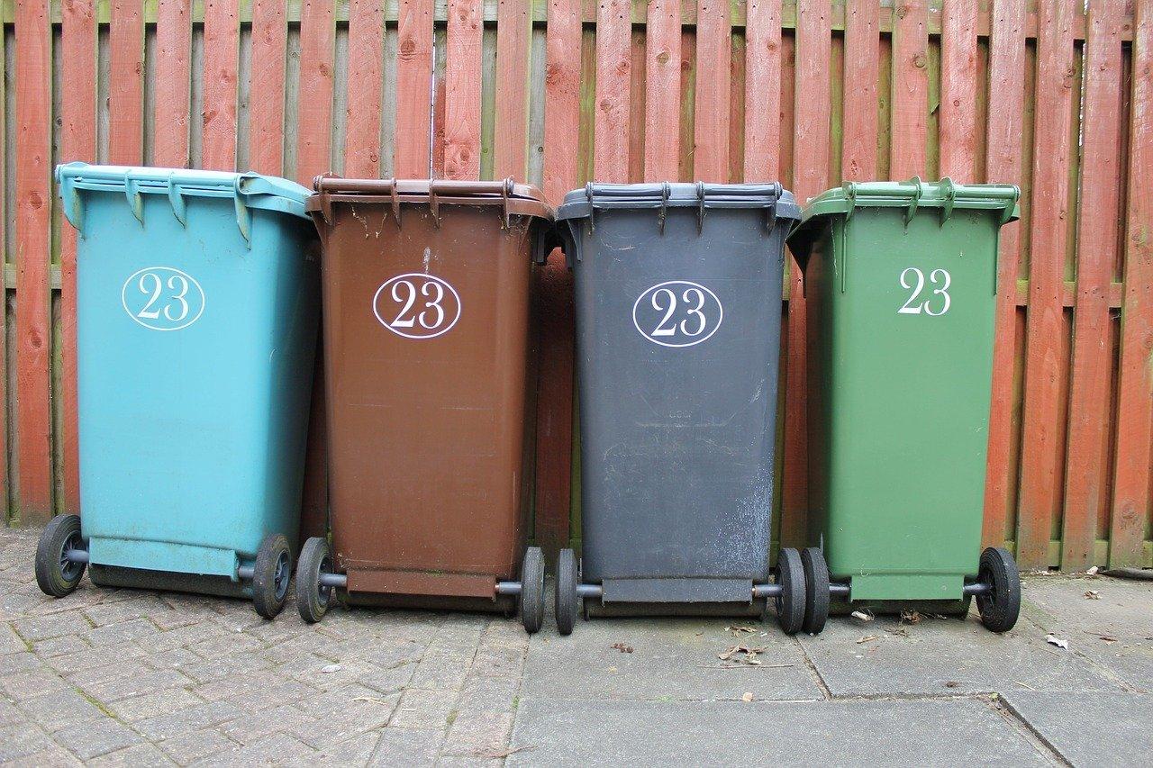 bonne gestion des poubelles
